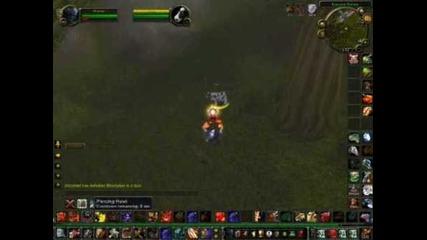 World of Warcraft Drainer prot warrior
