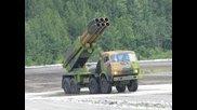"""Съвремено оръжие на Русия - """"торнадо"""""""