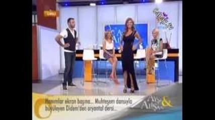 Didem Kinali T.v show: Ayse & Alisan 2012