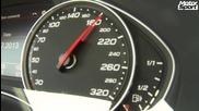 0-290 km/h : New Audi Rs6 Avant 560 Ps (motorsport)