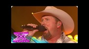 Tate Stevens' $5 Million Song - The X Factor Usa 2012