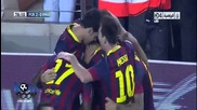 Барселона срещу Реал Мадрид 2-1 Всички голове и Акценти от срещата 26.10.2013 Ел Класико!