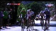 Леополд Кьониг печели етап 8 от Вуелтата 2013!