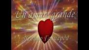 Un amore grande - Peppino Gagliardi (превод)