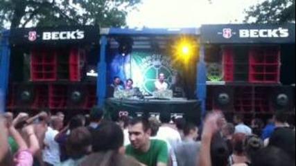 Hmsu Open Air Live @ Zaimov 06.07.2012 pt.3