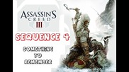 Assassin's Creed 3 - Sequence 4 - Something to Remember