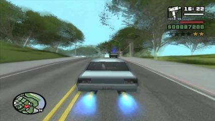 gta san andreas епизод 53- списък с издирвани коли
