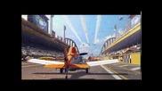 Самолети на дисни/от света над колите