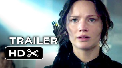The Hunger Games: Mockingjay - Part 1 Official Teaser Trailer #1 (2014) - Thg Movie Hd