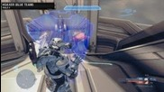 Halo 4 Tournament - Hardlight Shield and Developer Commentary