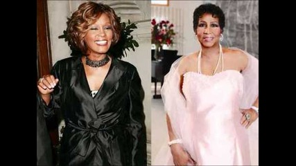 Whitney Houston & Aretha Franklin - It Isn't, It Wasn't, It Ain't Never Gonna Be [hq]