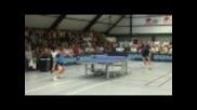 Jorgen Persson vs Jan Ove Waldner