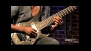 "Tosin Abasi Performs ""wave of Babies"""