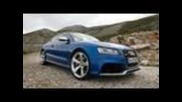 Testing the Audi Rs5