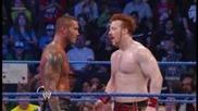 Sheamus vs Randy Orton (full match) - Wwe Smackdown 18/5/12