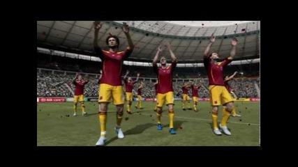 Уефа Евро 2012 Експейжън -трейлър