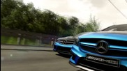 Mercedes Benz Tv Driveclub Amg Traile