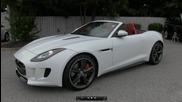 Jaguar F-type V8 Детайлен поглед