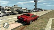 Grand Theft Auto iv real car mod pack part 1 100 vehicles with link