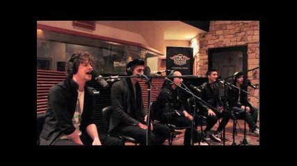 The Wanted - Glad You Came (acoustic)