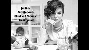Julia Volkova - Out of Your League