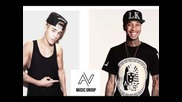 Justin Bieber Feat. Tyga - Wait For A Minute (new 2013)