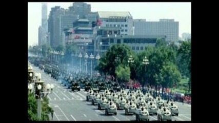 Голяма Красота! Китайски военен парад 2009г.