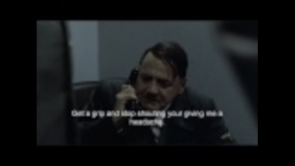 Hitler phones the