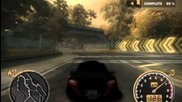 Gameplay Need for Speed -race