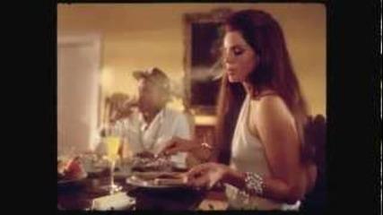 Невероятното видео на Lana Del Rey! Lana Del Rey - National Anthem