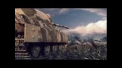 T-34 vs Panter