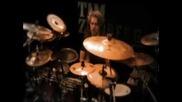 Жестока !!! Nightwish ~ Last Ride of the Day ~ Drumcover by Tim Zuidberg