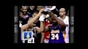 Shaquille O'neal's Top 10 Career Moments