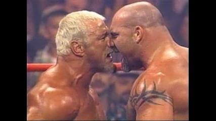 Scott Steiner vs. Bill Goldberg Tribute - Unstoppable Force vs. Immovable Object