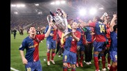 Fc Barcelona - Manchester United, 2-0 (champions League Final 2008/09)