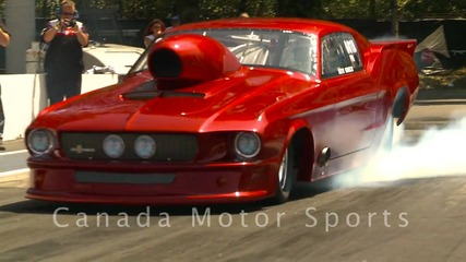 Nhra Drag Racing Pro Mods & Doorslammers