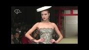 Yumi Katzura Spring 2011 Full Show Paris Couture Fashion Week