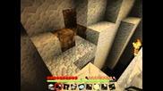 Minecraft Get up Ep.4 - Голяма пещера..