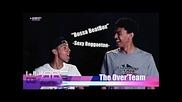 Beatbox Bossa & reggaeton    The Over'team    Team Battle - Whbbe