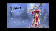 League of Legends Play4fun Nidalee (snow Bunny Skin) Support
