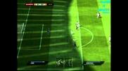 Fifa 11 Pc 'teamwork' (2vs2) Online Goals Compilation