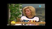 Ягодка Георгиева разказва за контактите си с извънземните