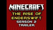 Minecraft: The Rise of Enderswift Season 2 Trailer