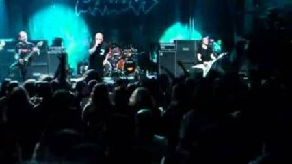 Exodus - The Toxic Waltz (live in Athens 2012)