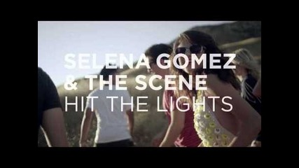 Selena Gomez And The Scene - Hit The Lights - Teaser 5