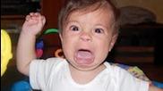 Снимки на изнервени бебета