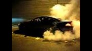 Bmw M6 Burnout