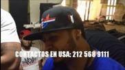 El Batallon - photoshoot para Dominican Hop 3