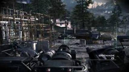 Modern Warfare Sp | Mission - Persona non grata