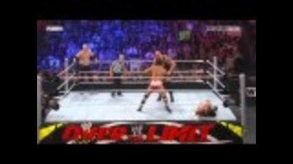 Wwe Over the Limit 2011 Highlights (hq)
